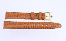 14 mm Original Leather Gucci Watch Strap Band 14MM R CC