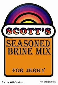 Jerky Mix Scotts Brine