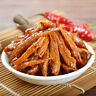 8g Chinese Popular Delicious BBQ Fish Hot Food Spicy Strips Snack