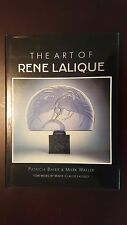 *SIGNED* The Art of Rene Lalique by Mark Waller; Patricia Bayer 1988 HC