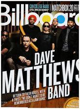 Billboard Magazine - September 1, 2012 - The Dave Matthews Band, Matchbox 20