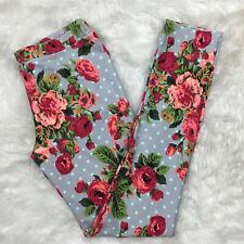 435 for Matilda Jane Girls Rose Floral Polka Dotted Legging Pants Size 14