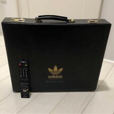 adidas Briefcase Black Limited in Japan Novelty From Japan Free shipping