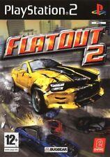 FLAT OUT 2            -----   pour PS2