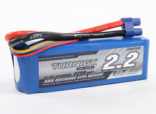 Turnigy 2200mAh 3S 11.1v 30C 40C Lipo Battery w/EC3 Plug Suit E-Flite EFLB21003S