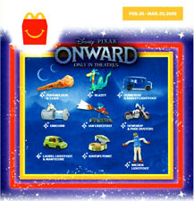 New 2020 McDONALD Disney Onward Pixar HAPPY MEAL TOYS Choose Buy One Or The Lot