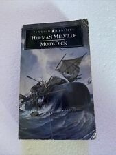 Moby Dick by Herman Melville (1972, Paperback)