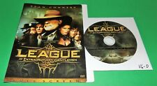 The League of Extraordinary Gentlemen (Very Good Dvd Disc & Cover Art Only, No C