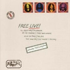 "FREE ""LIVE"" CD BLUES ROCK 15 TRACKS NEUWARE"