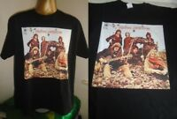 FAIRPORT CONVENTION- WHAT WE DID ON OUR HOLIDAYS (US RELEASE)T SHIRT- BLACK - XL