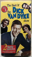 The Best Of The Dick Van Dyke Show Vol.3 Vhs Tape 6311 New Sealed