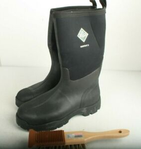 Mens The Original Muck Boot Company Boots Size 13 Derwent II And Bag Wellington