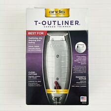 Andis 04710 Professional T-Outliner Corded Beard/Hair Trimmer (BROKEN) T-Blade