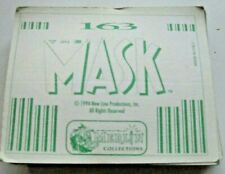 MERLIN - THE MASK - the movie 1994 - lot of 51 original/different stickers