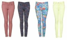 Topshop Mid Rise Slim, Skinny Jeans for Women