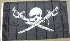 3x5 Jolly Roger Pirate Brethren of the Coast Flag 3'x5' Banner Brass Grommets