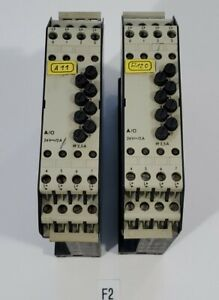 *PREOWNED* LOT OF 2 SIEMENS Simatic S5-110 6ES5 410-7AA11 Relay Modules Warranty