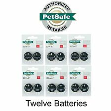 PetSafe Rfa-67D-11 Batteries 6 Volt 6-Packages of 2 Batteries Total 12 Batteries
