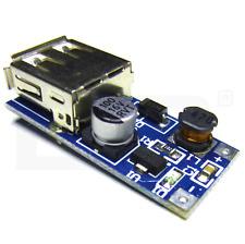 Booster 5V 600mA USB convertisseur de tension step up dc boost