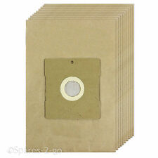 10 x Vacuum Cleaner Dust Filtered Paper Bags For Bissell Hoover Bag