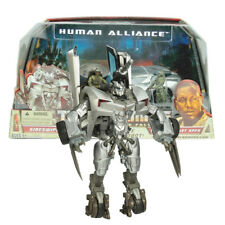 Transformers Human Alliance Sideswipe CAR ROBOT TOY  New with Box