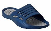 Mens Slip On Beach Bathroom pool Indoor Mule Flip Flops Eva Surf sandals shoes