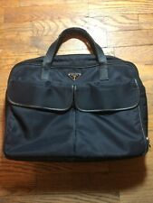 3e5db7305862 PRADA Briefcase - Nylon with leather straps - Unisex - Perfect work bag