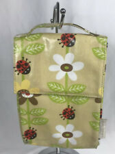 Sugar Booger by Ore Lunch Bag Box Insulated Laminated Canvas Lady Bugs Kids BTS