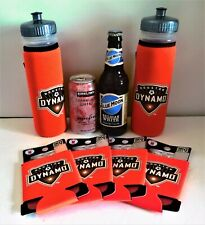 SIX- PIECE HOUSTON DYNAMO , NEOPRENE CLOSEOUT PACKAGE WITH FREE SHIPPING