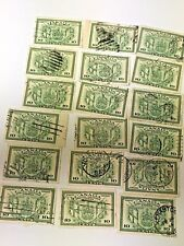 Canada #E10 VF used Special Delivery LOT of. 18