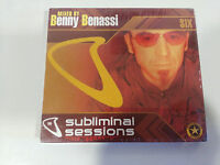 SUBLIMINAL SESSIONS MIXED BY BENNY BENASSI - 2 X CD 2004 nuevo