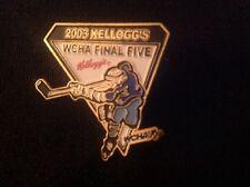 2003 WCHA Final Five Hockey Tournament  Minnesota Gophers Hockey