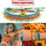pura vida waterproof string Dreaming Outloud Pack sunflower bracelet handmade