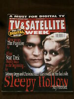 TV & SATELLITE WEEK - SLEEPY HOLLOW - 28 JULY 2001