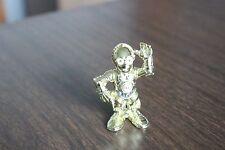 "2004 Hasbro Star Wars Gold C3PO Action Figure PVC 2"""