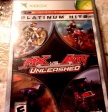 MX vs. ATV Unleashed (Microsoft Xbox, 2005)