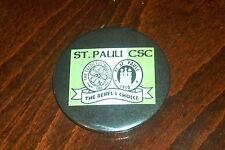 Glasgow Celtic & FC St Pauli fridge magnet