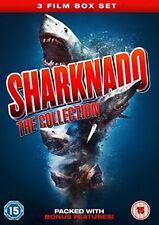 Sharknado Collection 1-3 Boxset [DVD] [Region 2]