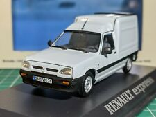 Renault Express (Extra / Rapid) Phase 3 White 1/43 NOREV Rare 5 Fourgonnette