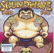 SOUNDWAVE 2014 CD - New / Sealed
