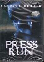 Press Run DVD Annie Dufresne / Patrick Bergin Sigillato 8031501062138