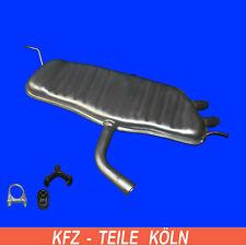 VW - Touran - 1.6 FSI (1T1, 1T2) ENDSCHALLDÄMPFER Auspuffanlage +Set