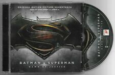 BATMAN v SUPERMAN DAWN OF JUSTICE Original Soundtrack by Hans Zimmer & Junkie XL