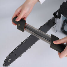 2 in 1 Chainsaw Chain Saw File Quick Sharpener Teeth Sharpening For 3/8''p 4.0mm