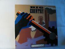 Big Country – Steeltown, 12'' vinyl, 822 831-1, 1984