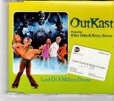 (FM691) Out Kast, Land Of The Million Drums - 2002 DJ CD