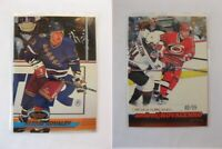 1993-94 Stadium Club #129 Kovalev Alexei  member's only parallel  rangers