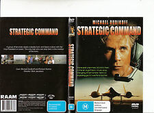 Strategic Command-1997-Michael Dudikoff-Movie-DVD