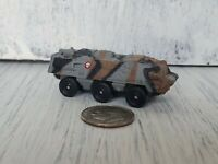 Solido Military Vab Vehicle Front Tank 6X6 Transport Troops Khaki