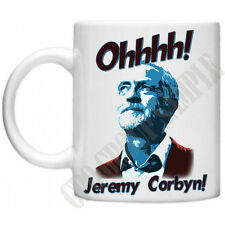 Ohhhh Jeremy Corbyn Novelty Mug Labour Party Jez Politics For The Many Glasto
